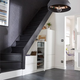 escalier double quart tournant castorama. Black Bedroom Furniture Sets. Home Design Ideas