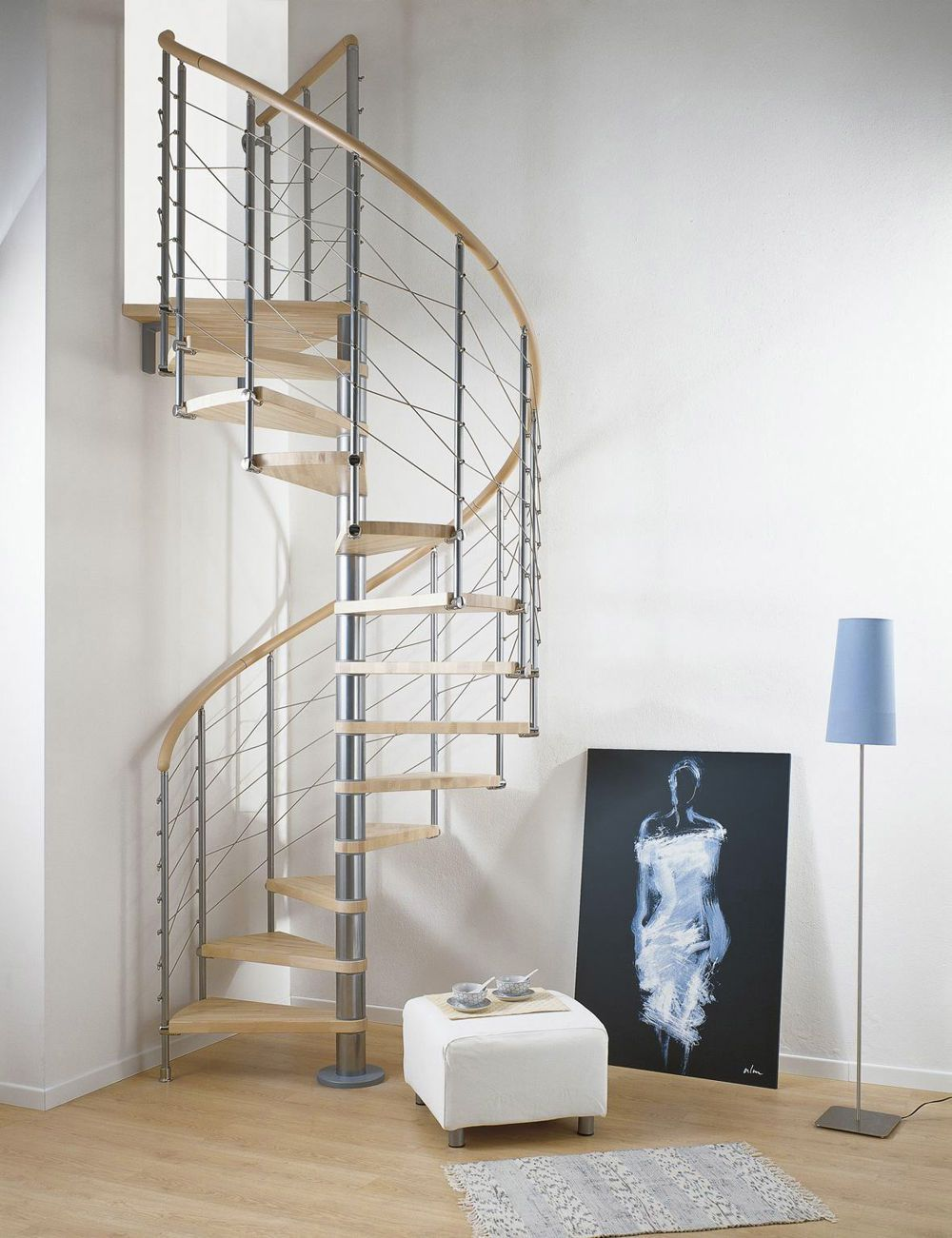 escalier gain de place colimacon fabulous escalier en. Black Bedroom Furniture Sets. Home Design Ideas