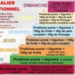 L escalier nutritionnel dukan