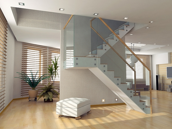 amenager un escalier interieur