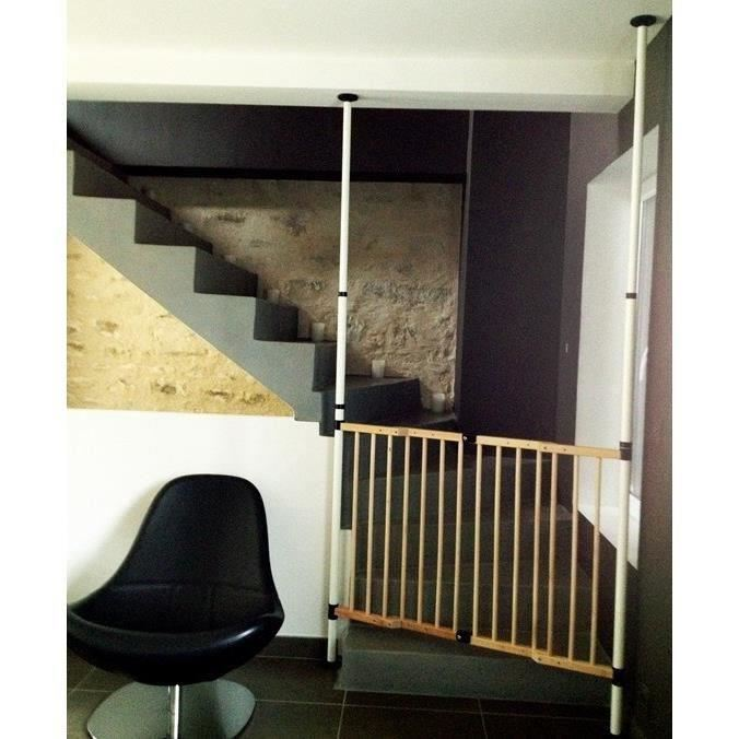 barriere securite escalier sans percage