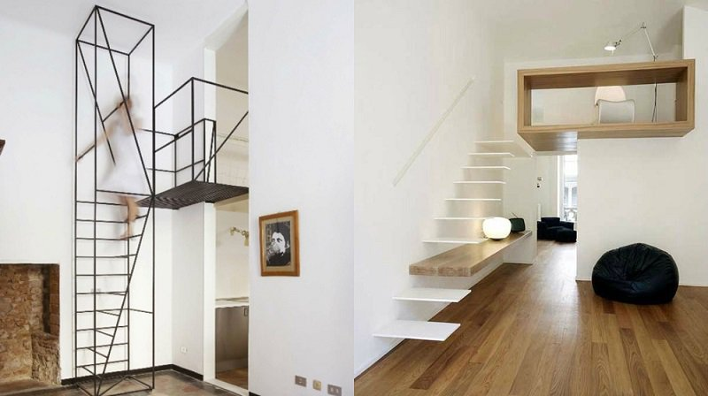 Escalier Gain De Place Design